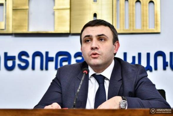 Էկոնոմիկայի փոխնախարարը թուրքական ապրանքների ներկրման արգելքի դեպքում գնաճ և դեֆիցիտ չի կանխատեսում
