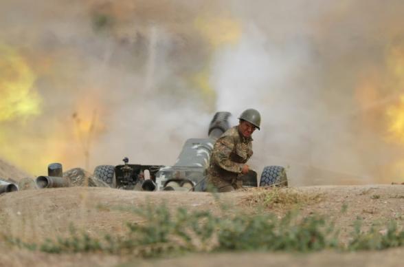 Ադրբեջանը հարձակվել է Իրանի և Արցախի սահմանային Խուդաֆերինի ջրամբարի ուղղությամբ․ ՀՀ ՊՆ
