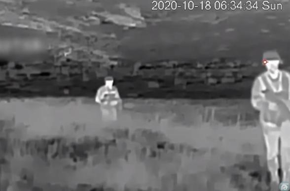 Արցախի ՊԲ տեսադիտարկման սարքերն արձանագրել են,թե ինչպես է հակառակորդը խախտելով զինադադարի պայմանավորվածությունը, հարձակում նախաձեռնում (տեսանյութ)