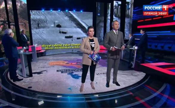 Պատերազմն Արցախից անցնում է Հայաստանի տարածք․ ի՞նչ պետք է արվի․ քննարկում ռուսական ալիքի եթերում (տեսանյութ)