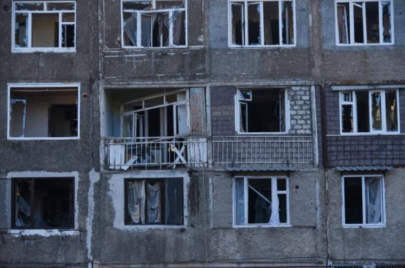 В ночь с 18 на 19 октября Азербайджан открыл огонь по мирным населенным пунктам Арцаха