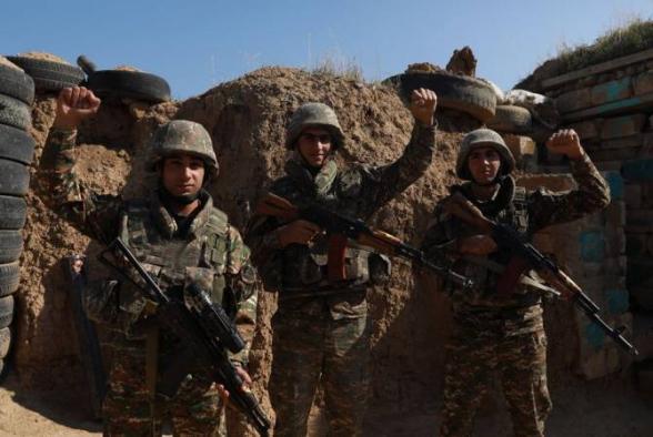 Հակառակորդի դիրքի գրավում. կպարգևատրվեն մի խումբ զինվորականներ, աշխարհազորայիններ