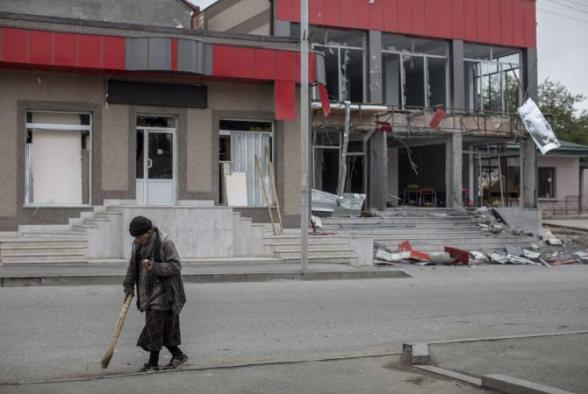 Ադրբեջանը շարունակում է թիրախավորել Արցախի խաղաղ բնակավայրերը