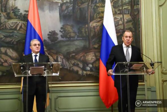 Մոսկվայում նախատեսված է Մնացականյան-Լավրով հանդիպումը. օրակարգում ԼՂ հարցն է
