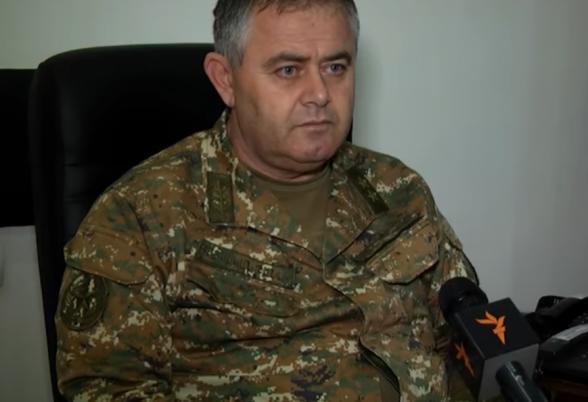 Давтян: «Противник пытался заслать на территорию Армении БПЛА, он был обнаружен и уничтожен» (видео)