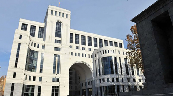 ՀՀ ԱԳՆ-ն Ադրբեջանին ու Թուրքիային կոչ է անում հրաժարվել կրակի դադարեցմանն ուղղված ջանքերը տապալելուց