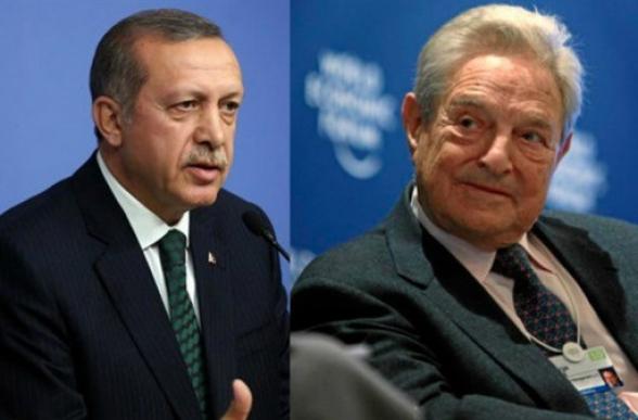 Էրդողանն ու սորոսաթուրքական 5-րդ շարասյունն՝ ընդդեմ Հայաստանի ու Արցախի