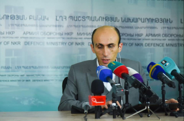 Խնդրում եմ չտարածել ադրբեջանական կողմի տարածած՝ հայ ռազմագերիների ու զինծառայողների դիակների հանդեպ անմարդկային վերաբերմունք պատկերող տեսանյութերը․ Արցախի ՄԻՊ