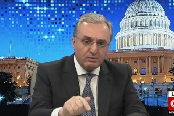 Мнацаканян в эфире CNN рассказал об атаках ВС Азербайджана на населенные пункты Арцаха (видео)