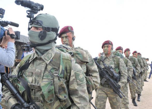 Турция перебросила на арцахский фронт 1200 спецназовцев – «WarGonzo»