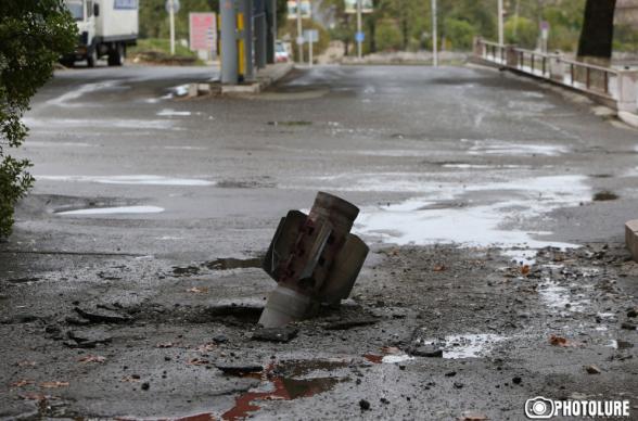 За всё время боевых действий в Арцахе погибли 37 мирных жителей