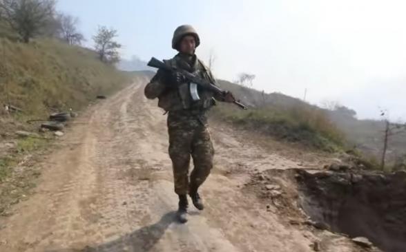 «Мы защищает свою землю, свой дом»: на передовой защиты Родины