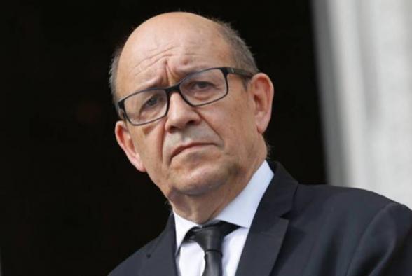 Ֆրանսիայի ԱԳ նախարարը դատապարտել է Էրդողանի կողմից Մակրոնին ուղղված վիրավորանքը