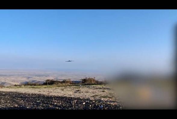 Հայկական արտադրության կառավարվող հարվածային ԱԹՍ-ն` կիրառության մեջ. ՊՆ-ն տեսանյութ է հրապարակել