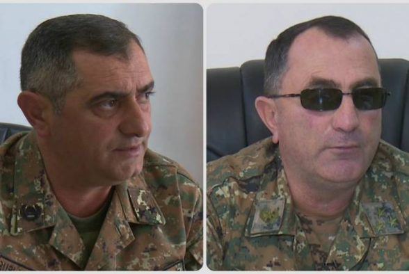 Կարեն Շաքարյանին և Հունան Հայրումյանին շնորհվել է «Արցախի հերոս» բարձրագույն կոչում