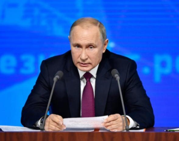 Напряженность между Россией и НАТО угрожает Европе – Путин