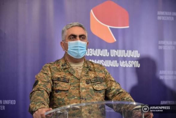 На юго-востоке Арцаха идут тяжелые бои