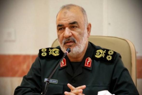 Командующий Корпусом стражей исламской революции посетил Ходафаринский район