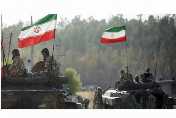 Иран направляет спецназ и военную технику к границе с Нагорным Карабахом и Нахиджеваном