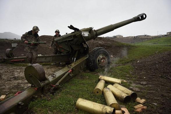 Армянская сторона уже предприняла ответные действия – Минобороны РА