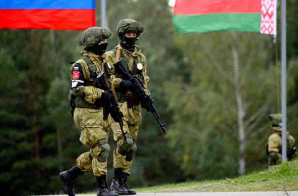 Россия и Белоруссия проведут совместные войсковые учения
