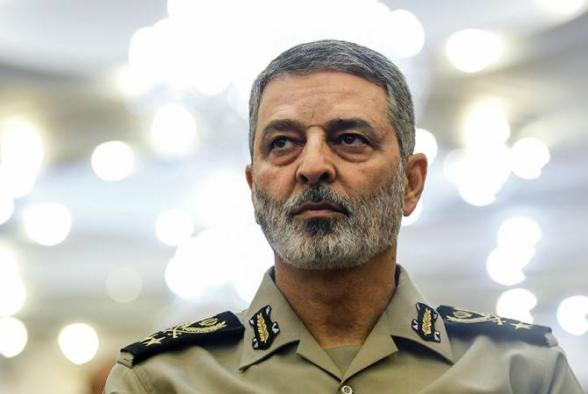 Иран накажет террористов-такфиров, оказавшихся у его границ – командующий Армией ИРИ
