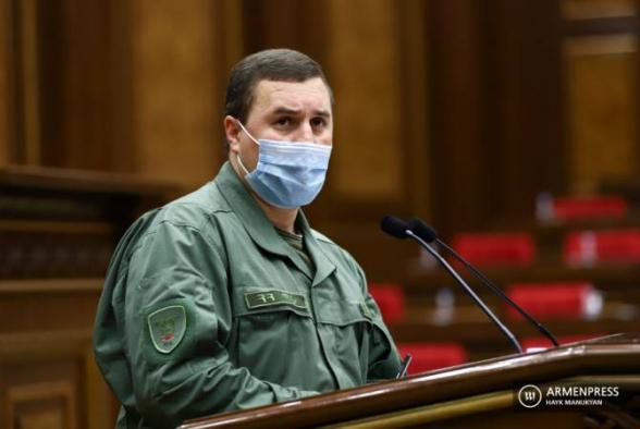 ԱԺ-ն ընդունեց ռազմական դրության ընթացքում ֆիզիկական և իրավաբանական անձանց գույքի օգտագործմանն առնչվող նախագիծը