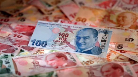 Турецкая лира показывает крупнейшее падение в истории
