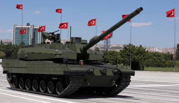Քրդամետ կուսակցությունը ընդդիմացել է Թուրքիայի ռազմական ծախսերին հատկացվող բյուջեի նախագծին
