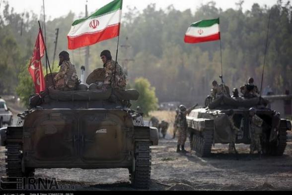 Իրանի հարձակողական բրիգադի որոշ ստորաբաժանումներ կտեղակայվեն հյուսիսարևմտյան սահմաններին