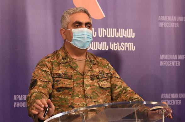 МО опровергает дезинформацию Азербайджана о потерях с армянской стороны