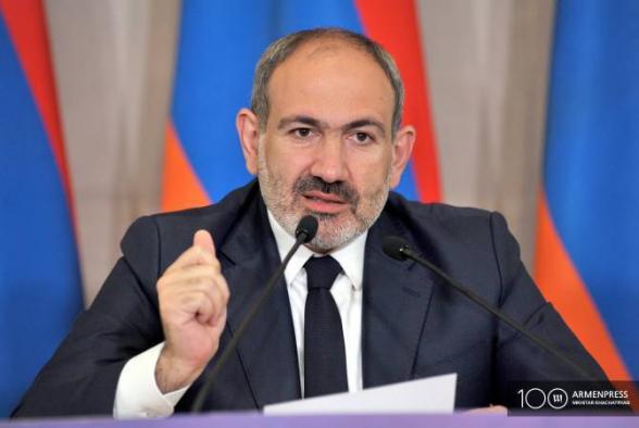 «Цель Азербайджана – этническая чистка армян в Арцахе»: Пашинян призывает признать Арцах