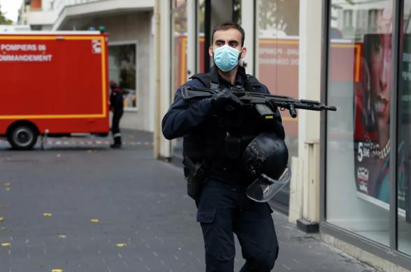 Во Франции произошло второе за день нападение на людей