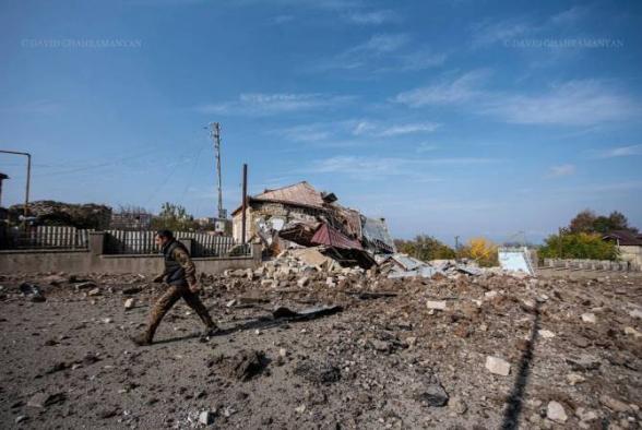 В настоящее время ситуация в населенных пунктах Арцаха относительно спокойная