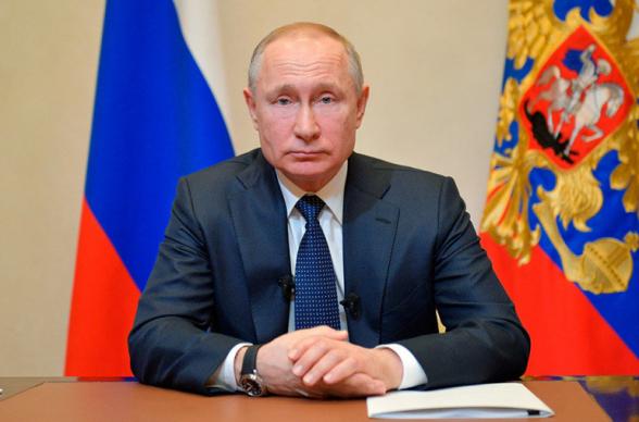 Решение конфликта вокруг Нагорного Карабаха заключается в том, чтобы найти баланс интересов Азербайджана и Армении – Путин (видео)