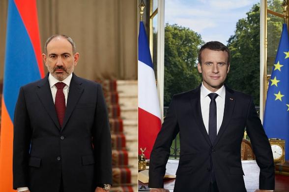 «Армения осуждает терроризм во всех его проявлениях»: Пашинян направил соболезнования Макрону