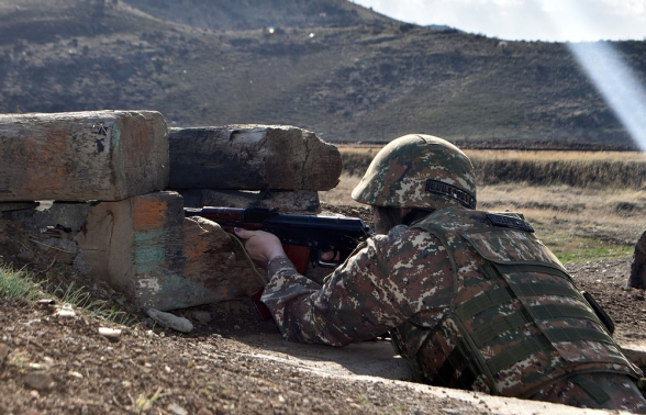 Քարինտակ գյուղից արևելք ընկած մեկ-երկու գյուղից մաքրվել են ադրբեջանական դիվերսանտները