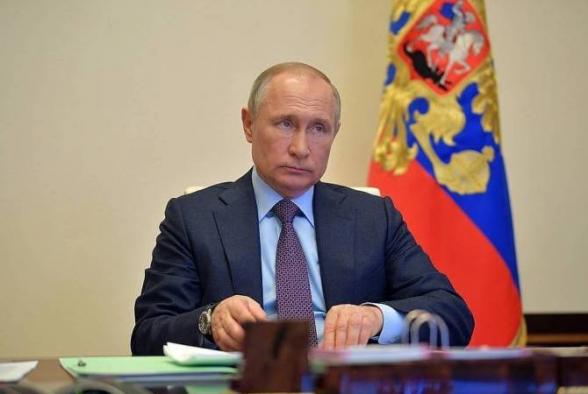 Պուտինն անվտանգության խորհրդի անդամների հետ քննարկել է Լեռնային Ղարաբաղում տիրող իրավիճակը