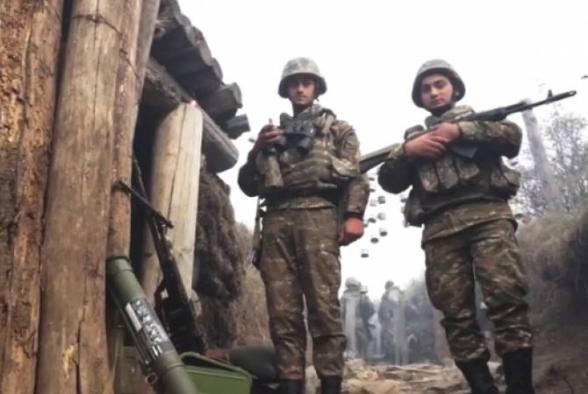 ՊԲ 7-8 ժամկետային զինծառայող համառ մարտերից հետո փախուստի են մատնել հակառակորդի 100 հոգանոց խմբին