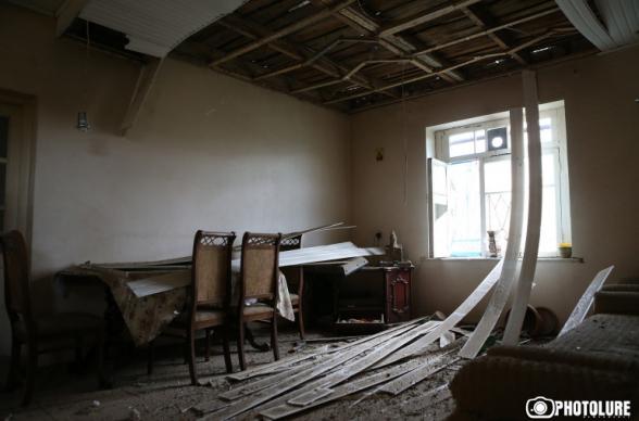 В результате обстрела села Гергер Мартунинского района в своем доме погиб 59-летний Апрес Адамян – омбудсмен Арцаха