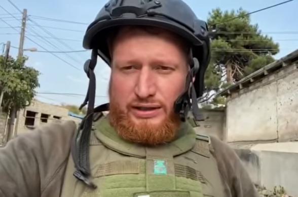 Մարտունին գրեթե ողջ օրն Ադրբեջանի զինուժի զանգվածային հարձակման թիրախում է․ Պեգով (տեսանյութ)