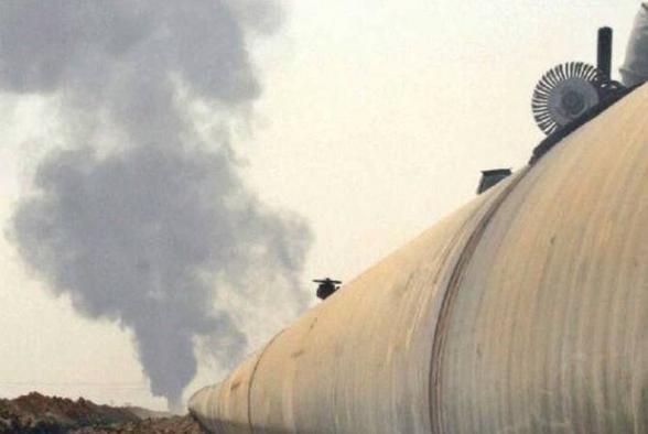 Քրդերը պայթեցրել են Թուրքիայի հարավային Մարդին նահանգի Բաղուք թաղամասով անցնող նավթատարը