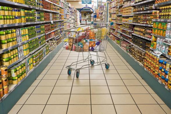 Մսամթերքի, կաթնամթերքի, բանջարեղենի, յուղերի, ճարպերի, շաքարի և շաքարավազի գներն աճել են 0.9-9.8%-ով
