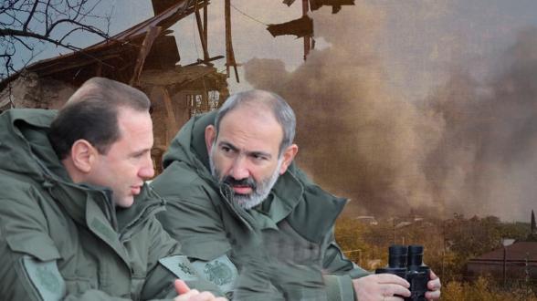 Обещание Пашиняна и Тонояна и реальность: от новых территорий до капитуляции – 7orTV