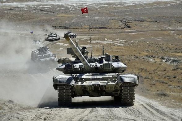 Նախիջևանում այսօր հավաքվել է թուրքական մեծ հարվածային խումբ, որի նպատակն է ներխուժել Հայաստանի տարածք. Կոտենոկ
