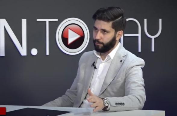 Արցախը հանձնողը կհանձնի նաև Հայաստանը․ Բենիամին Մաթևոսյան (տեսանյութ)