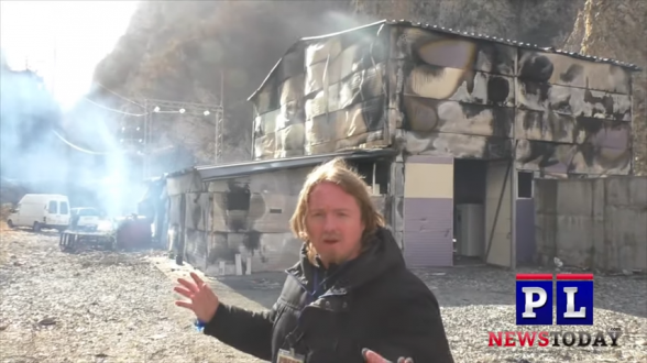 Покинувшие Карвачар жители сожгли электростанцию, чтобы Азербайджан не смог ее использовать