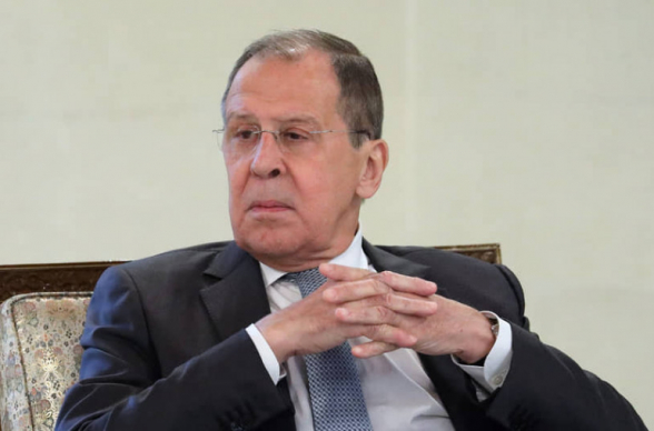 ԵԱՀԿ Մինսկի խումբը պետք է մասնակցի Լեռնային Ղարաբաղում առկա խնդիրների կարգավորմանը. Լավրով
