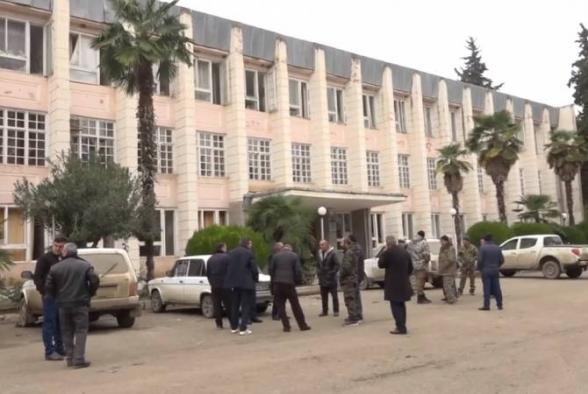 Մարտունու շրջանի Վազգենաշեն համայնքը նույնպես անցել է Ադրբեջանի վերահսկողության ներքո