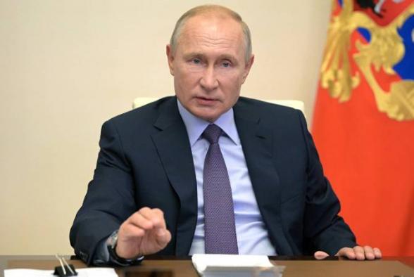 Պուտինը ՀՀ գազի և նավթի մատակարարման մասին պայմանագրում փոփոխությունների վավերացման մասին օրենք է ստորագրել